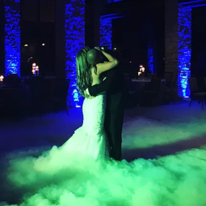 Dancing on a Cloud- Alyssa & Bobby's Wedding