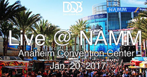 DQB Selected To Perform At The NAMM Show in Anaheim, CA