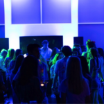 November 2018- DQB Transformed a Dallas Living Room into a Dance Club for an 18th birthday party